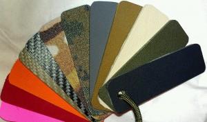 kydex-différentes couleurs